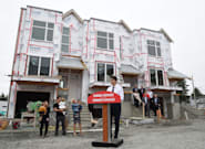 Trudeau Pitches Tax On Foreign Buyers To Cool Housing