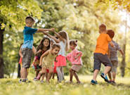 Outdoor Play Is Essential For Kids' Health, Even If Parents Worry: