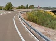 Un muerto y un herido grave en un accidente provocado por un coche que circulaba en sentido contrario en