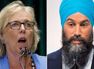NDP Nabs Former Quebec Green Party Leader To Run Against