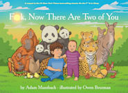 Adam Mansbach's Book 'F*ck, Now There Are Two of You' Is For Parents In The