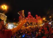 Madrid a sus pies: las imágenes de la celebración del