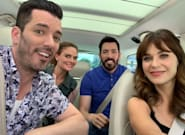 Jonathan Scott Of 'Property Brothers' And Zooey Deschanel Are Reportedly