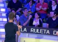 Jorge Fernández interrumpe 'La ruleta de la suerte' por lo que hace esta