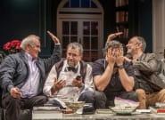 Το «Δείπνο ηλιθίων» για τέταρτη χρονιά στο θέατρο