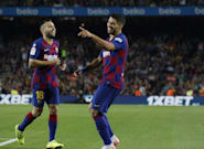 Al descanso, Dortmund 0 - F.C. Barcelona 0: Champions League en