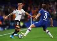 Champions League en vivo: al descanso, Chelsea 0 - 0