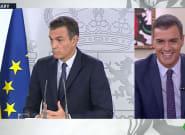 La cara de Pedro Sánchez al verlo en 'Al rojo vivo': dice que