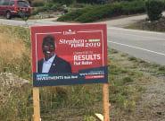 Trudeau's Blackface Controversy Manifests As Racist Graffiti In