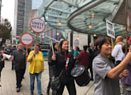 Vancouver Hotel Strike Sees Nearly 1,000 Workers Walk Off The