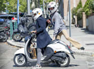 Los tres mensajes del casco de moto de Victoria Federica que dicen mucho de cómo