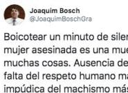 La reacción de este juez al boicot de Vox en el minuto de silencio en Madrid que acumula 20.000 'me