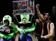 Area 51 Raid Event Brings Dozens To Army