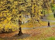 Arranca el otoño con tiempo seco y