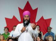 Jagmeet Singh Tells Popular Quebec TV Show He Won't Fight Bill