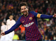 Leo Messi gana el premio 'The
