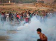 Gaza: Un Palestinien tué à la frontière par des tirs de soldats