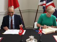 La Tunisie et le Royaume-Uni signent un accord de commerce et de
