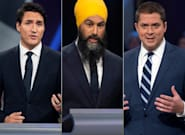 Here's What Trudeau, Scheer, And Singh Should Focus On