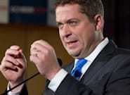 Why Andrew Scheer Is Putting On An Angry Face For The