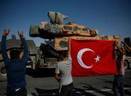 El Ejército sirio apoyará a los kurdos ante la invasión