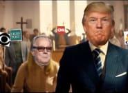 Polémica por un vídeo falso en el que se ve a Trump disparando a opositores y