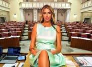 Ava Karabatic, la exconejita de 'Playboy' que quiere convertirse en presidenta de