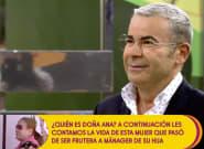 Jorge Javier Vázquez, más duro que nunca en 'Sálvame':