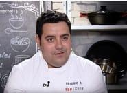¿Recuerdas a este concursante de 'Top Chef'? Pues hay
