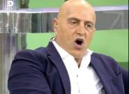 Kiko Matamoros estalla en 'Sálvame' (Telecinco):