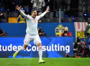 Un gol de Rodrigo en el último minuto clasifica a España para la Eurocopa tras empatar 1-1 con