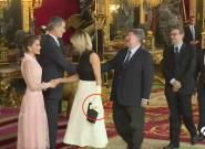Susanna Griso explica su comentado gesto en esta imagen con la reina Letizia: