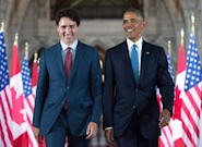 Barack Obama Endorses Justin Trudeau's Liberals For