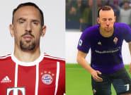 FIFA 2020 interpellé par Ribéry qui ne reconnaît pas sa tête dans le