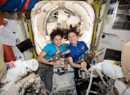 Houston, We Have The World's 1st All-Female Spacewalk