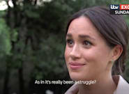 Meghan Markle Is Not OK, She Says In ITV Interview About Media