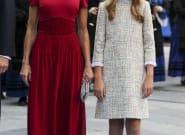 Lo mejor del estilismo de Letizia: