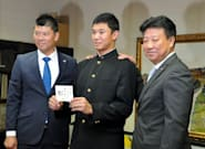 奥川恭伸投手、ヤクルトから1位指名されたのに…笑顔がなかった理由を語った