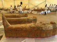 Αίγυπτος: Τριάντα σαρκοφάγοι 3.000 ετών ανακαλύφθηκαν κοντά στο