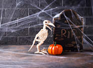 Halloween Decorations And Costumes Can Be Hazardous To The