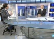 Pablo Iglesias habla con Piqueras del vídeo más comentado del día: