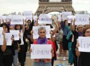Muriel Robin, Julie Gayet... Contre les féminicides, 150 personnalités appellent à