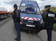 Arrestado el hombre que se atrincheró en un museo en Francia tras hacer pintadas amenazantes en