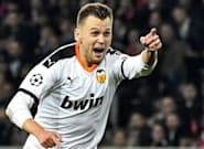 El Lille deja sin victoria al Valencia en el minuto 94