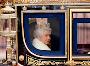 Queen Elizabeth Makes History As 1st Royal To Go