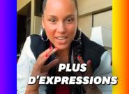 Alicia Keys rassure son fils qui voulait des ongles