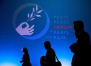 Le 2e Forum de Paris sur la Paix s'ouvre avec une trentaine de dirigeants