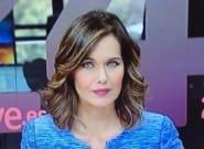 La reacción de Raquel Martínez (TVE) tras conocerse el acuerdo entre PSOE y