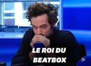 Romain Duris fait du beatbox comme un pro, la