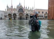 La peor inundación de Venecia desde